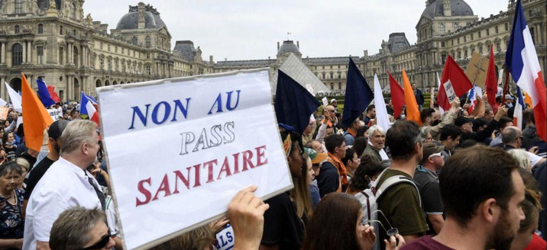 Angers : manifestation ce mercredi contre l'obligation vaccinale...