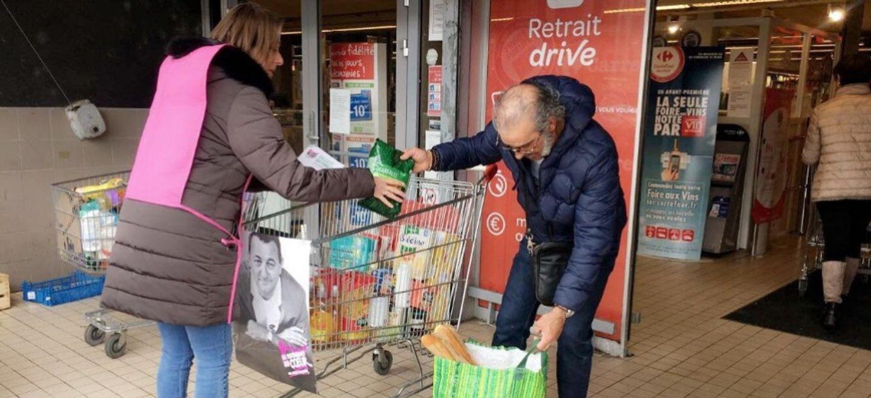Haute-Vienne: top départ pour la collecte des restos du cœur!