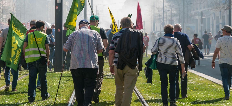 Fête du travail : manifestations en Centre-Val de Loire, Pays de la...
