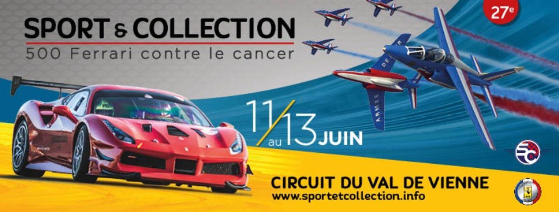 Vienne : 500 Ferrari contre le cancer, un événement caritatif à ne...