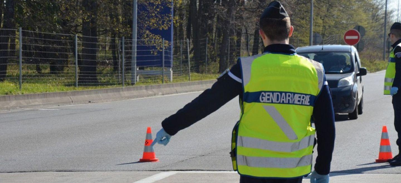 Haute-Vienne : un automobiliste arrêté à près de 200 km/h ce week-end