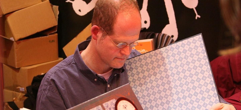 Festival d'Angoulême : Chris Ware sacré Grand prix de la BD