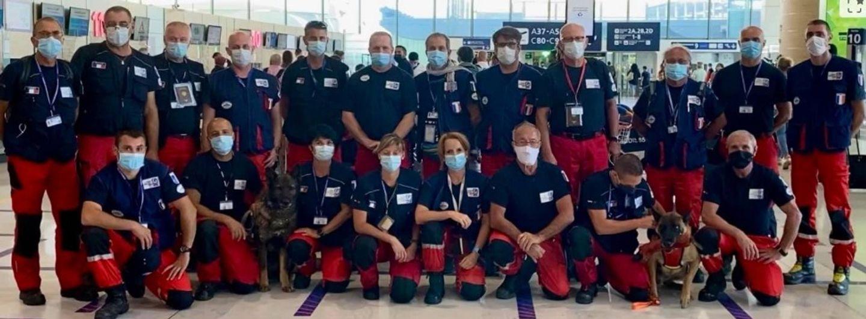 Limoges : la ville de Beyrouth va honorer les pompiers de l'Urgence...