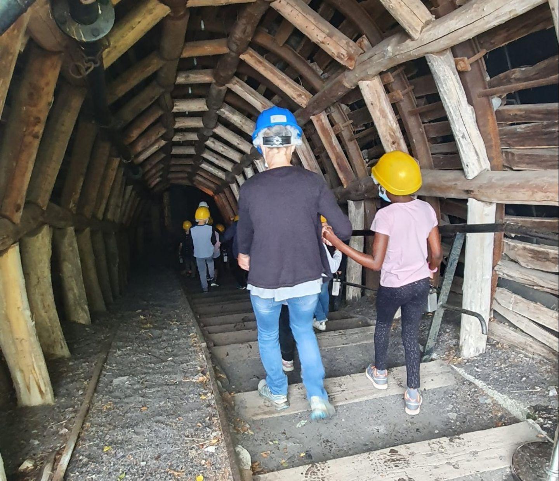A La Machine, dans la Nièvre, découvrez les métiers de la mine