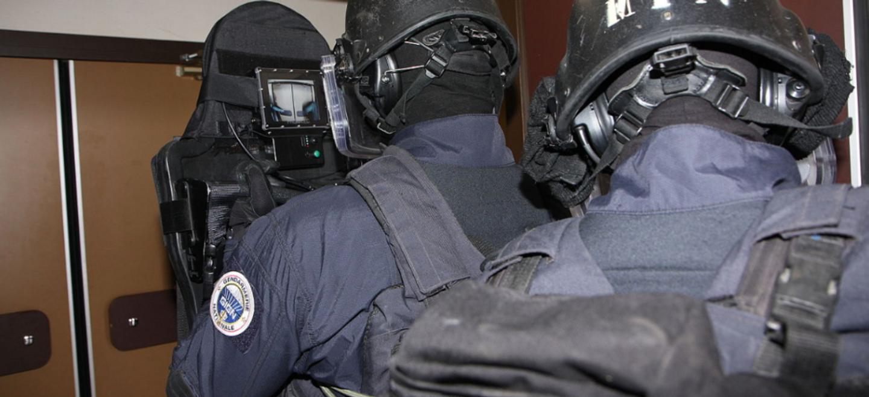 Angoulême: vaste opération mobilisant le GIGN et le RAID