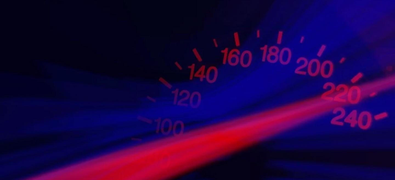 Charente-Maritime : un ado au volant contrôlé à 170 km/h