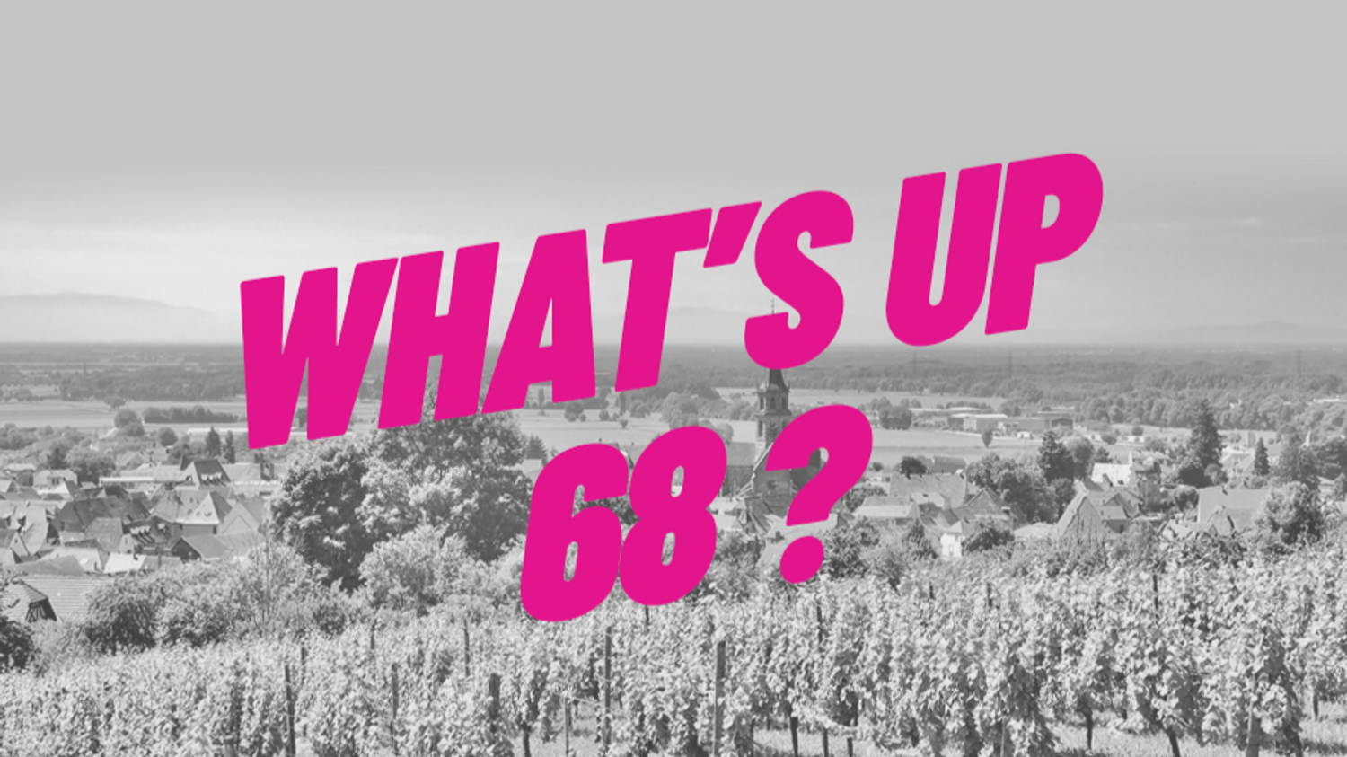 WHATS UP 68