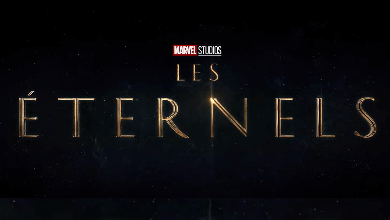 Les Eternels (Marvel) - bande annonce dévoilée