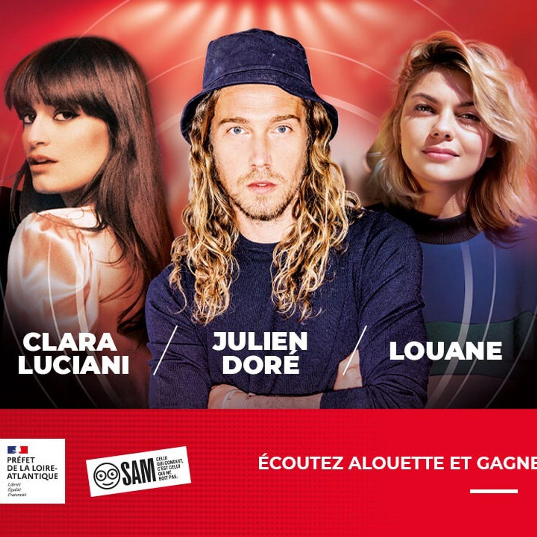 Gagnez vos places pour le Concert Privé Alouette avec Clara...