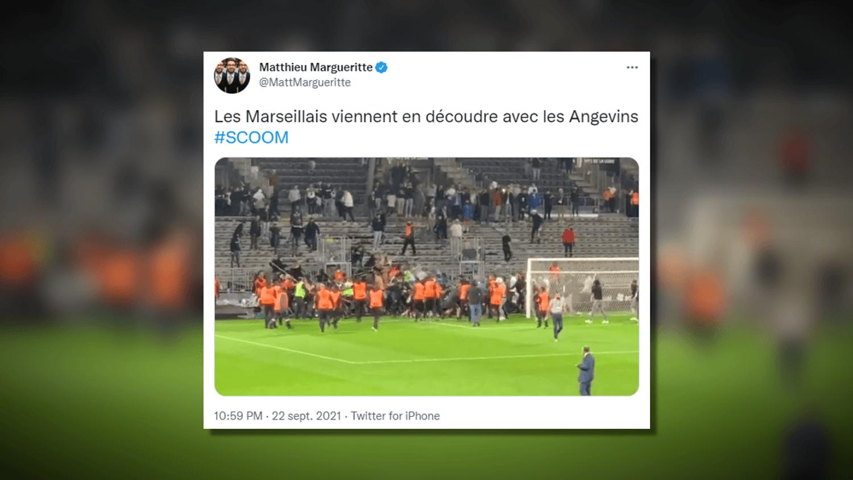Angers SCO Marseille