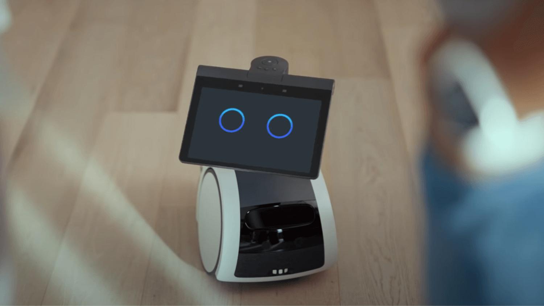 Astro : robot Amazon