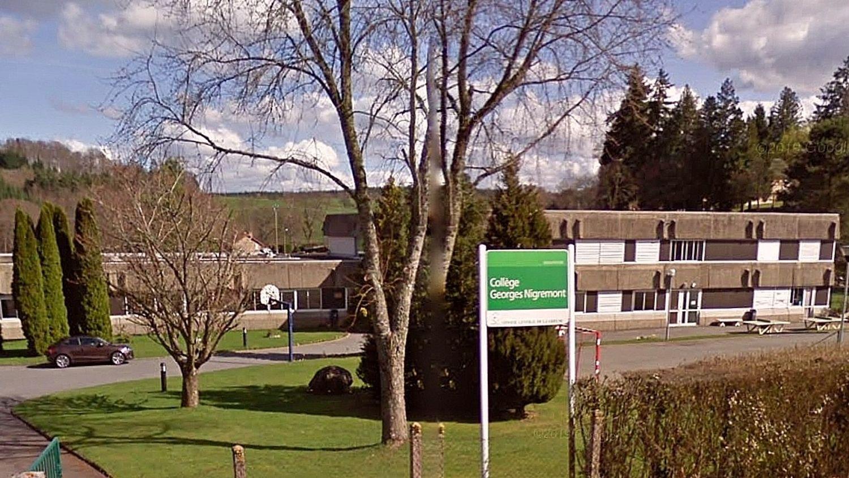 Collège Georges Nigremont à Crocq (Creuse)