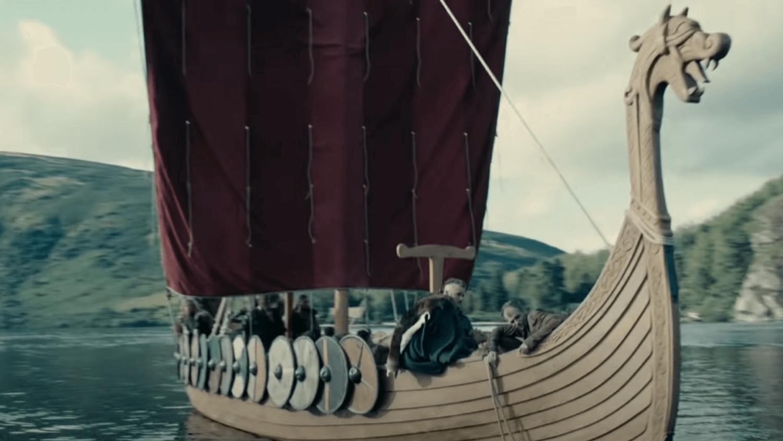 Découverte d'un trésor pré-viking