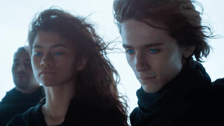 """Timothée Chalamet et Zendaya sont à l'affiche de """"Dune"""""""