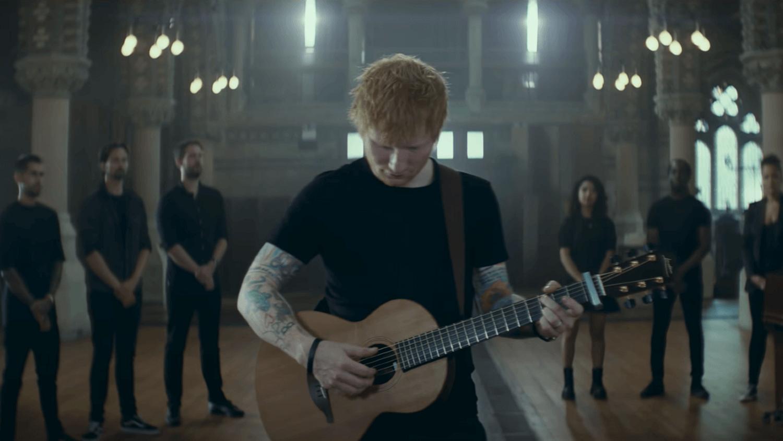 Ed Sheeran dévoile deux titres inédits