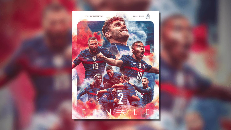 Equipe de France Ligue des Nations