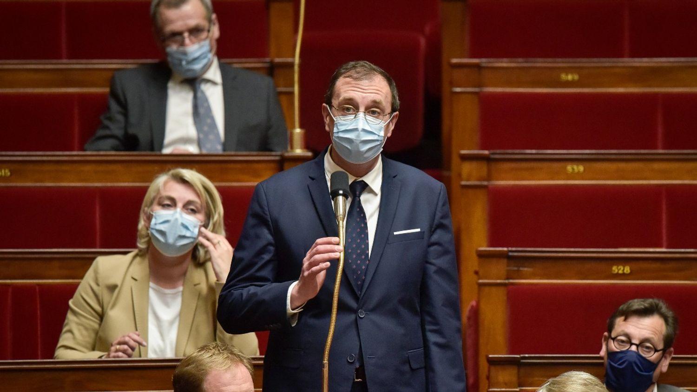 François Jolivet, député de l'Indre.