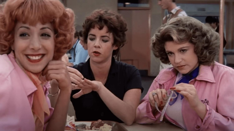 Série en préparation sur les pink ladies (Grease)