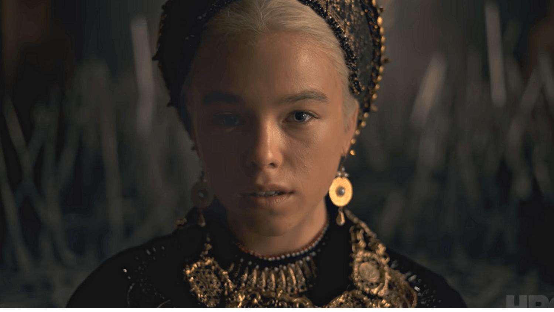 "Premier teaser dévoilé du spin-off ""House of the Dragon"" de ""Game of Thrones"""