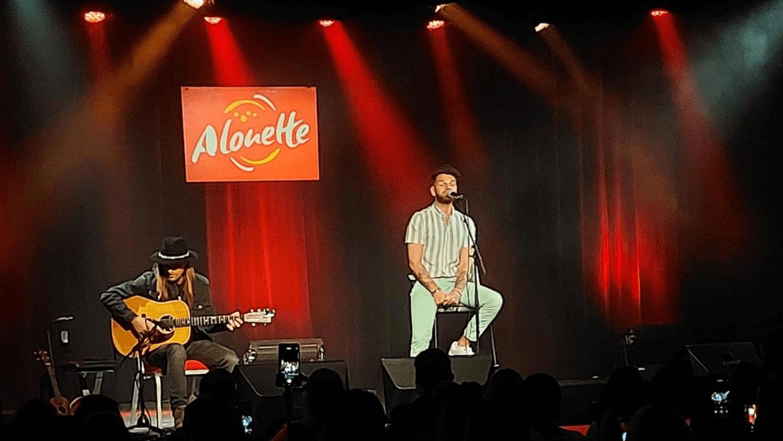 Showcase privé Alouette - Keen'V