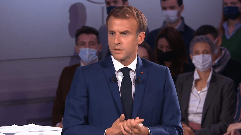 Emmanuel Macron 2030