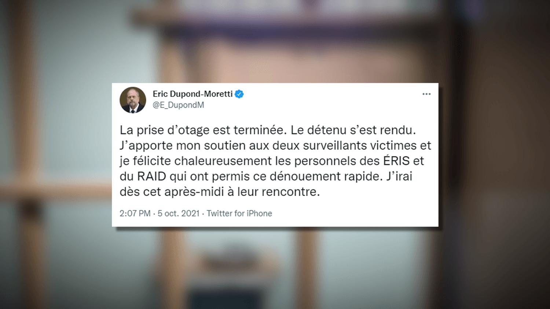 Moretti tweet