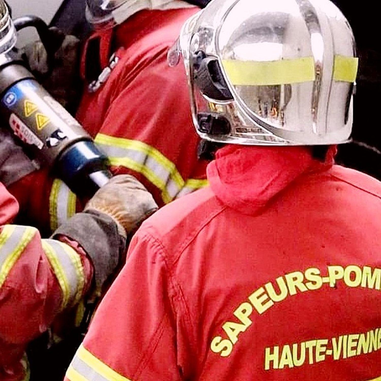 Haute-Vienne : un mort et deux blessés dans un accident sur la RN 145