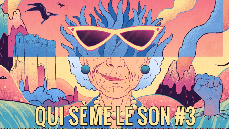 """Festival """"Qui sème le son"""" 2021"""