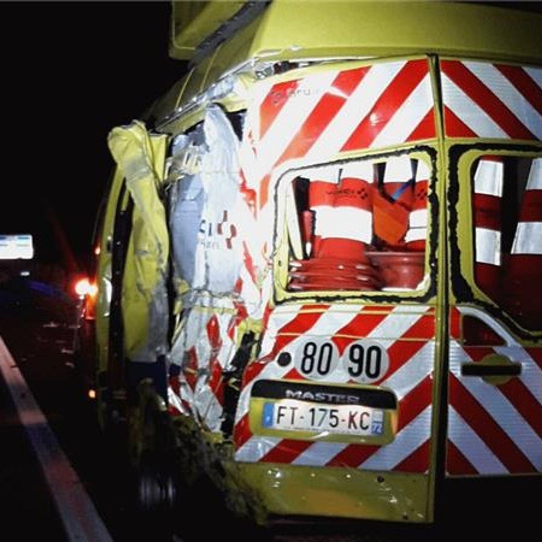 Un drame évité de peu sur l'A85 près de Saumur