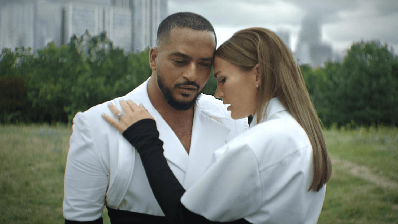 """Nouveau clip Vitaa et Slimane pour """"XY"""""""
