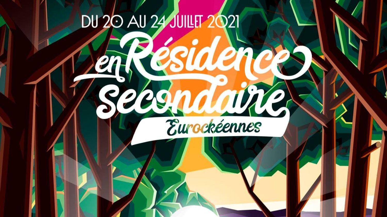 """Les Eurockéennes annoncent le mini festival """"En Résidence Secondaire"""""""