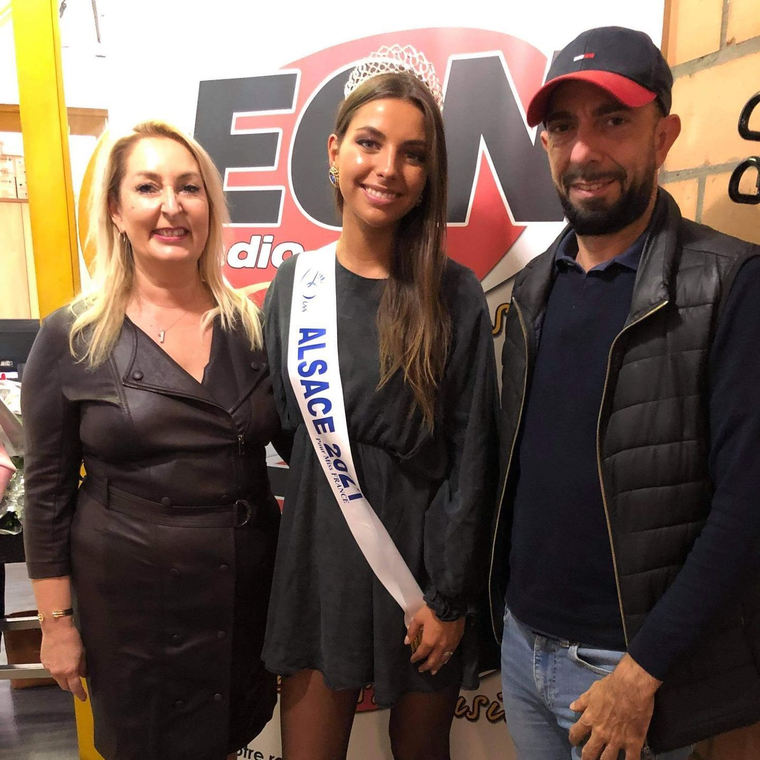 Cécile Wolfrom Miss Alsace 2021