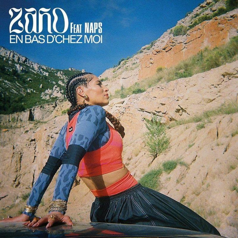 "Zaho ft Naps ""En bas d'chez moi"""