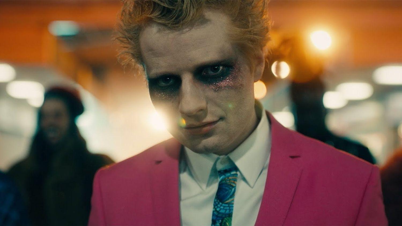 """Ed Sheeran en vampire dans la vidéo de """"Bad Habits"""""""