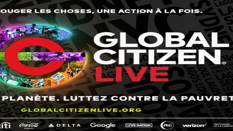 Global Citizen Live : le concert évènement de la rentrée !