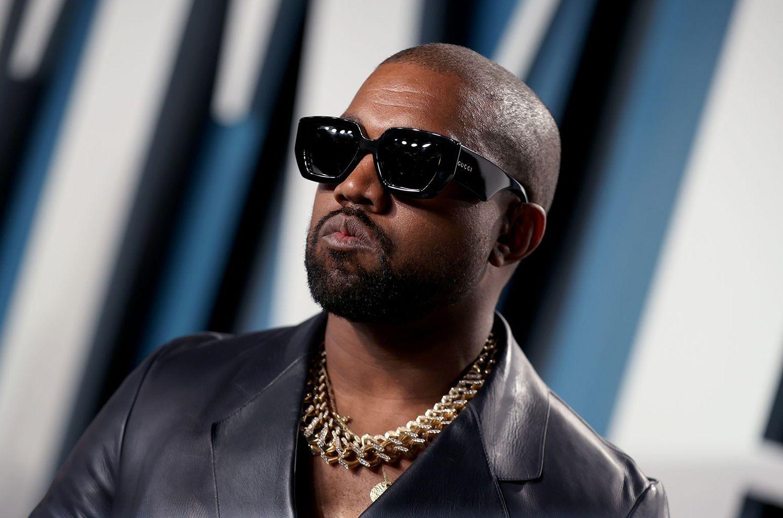 Kanye West lance une procedure pour changer de nom