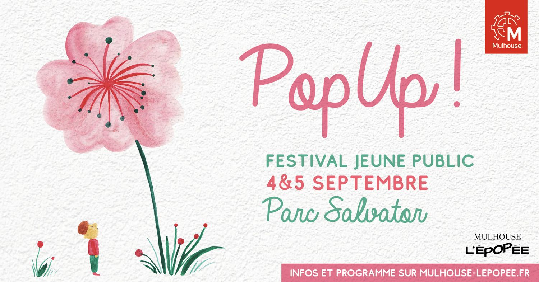 Pop Up ! festival jeune public