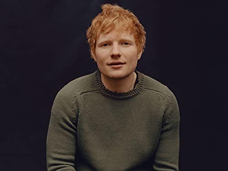 Ed Sheeran au Stade  de France en juillet 2022