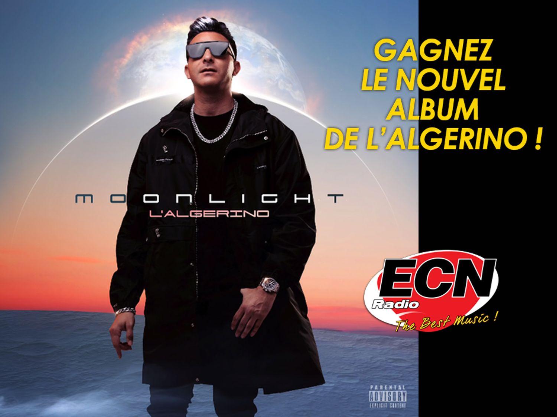 Gagnez le nouvel album de L'Algerino