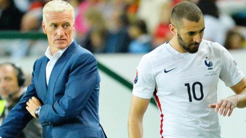Karim Benzema sélectionné pour l'Euro ? Deschamps prend la parole