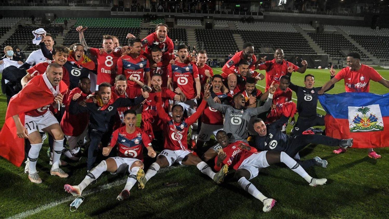 Ligue 1 : Lille champion, Lyon n'ira pas en Ligue des Champions [Vidéos]