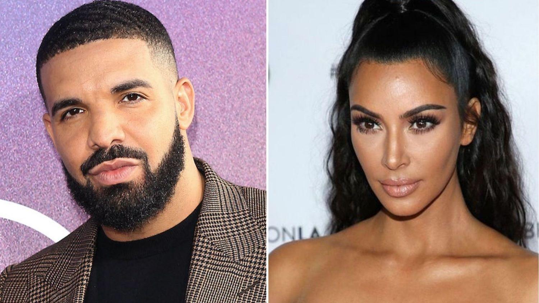 Drake kim kardashian
