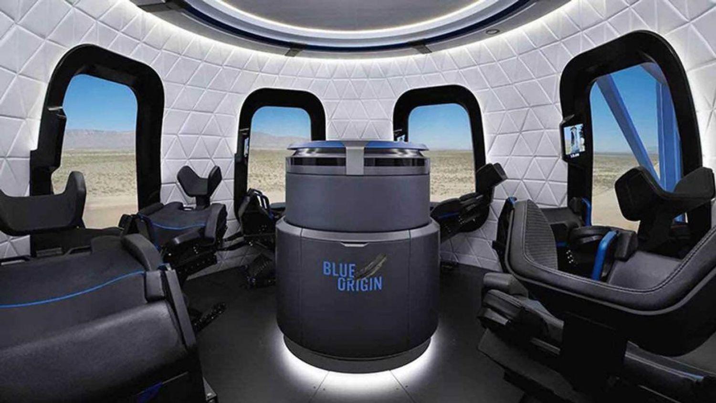 Vaisseau Spatial Jeff Bezos