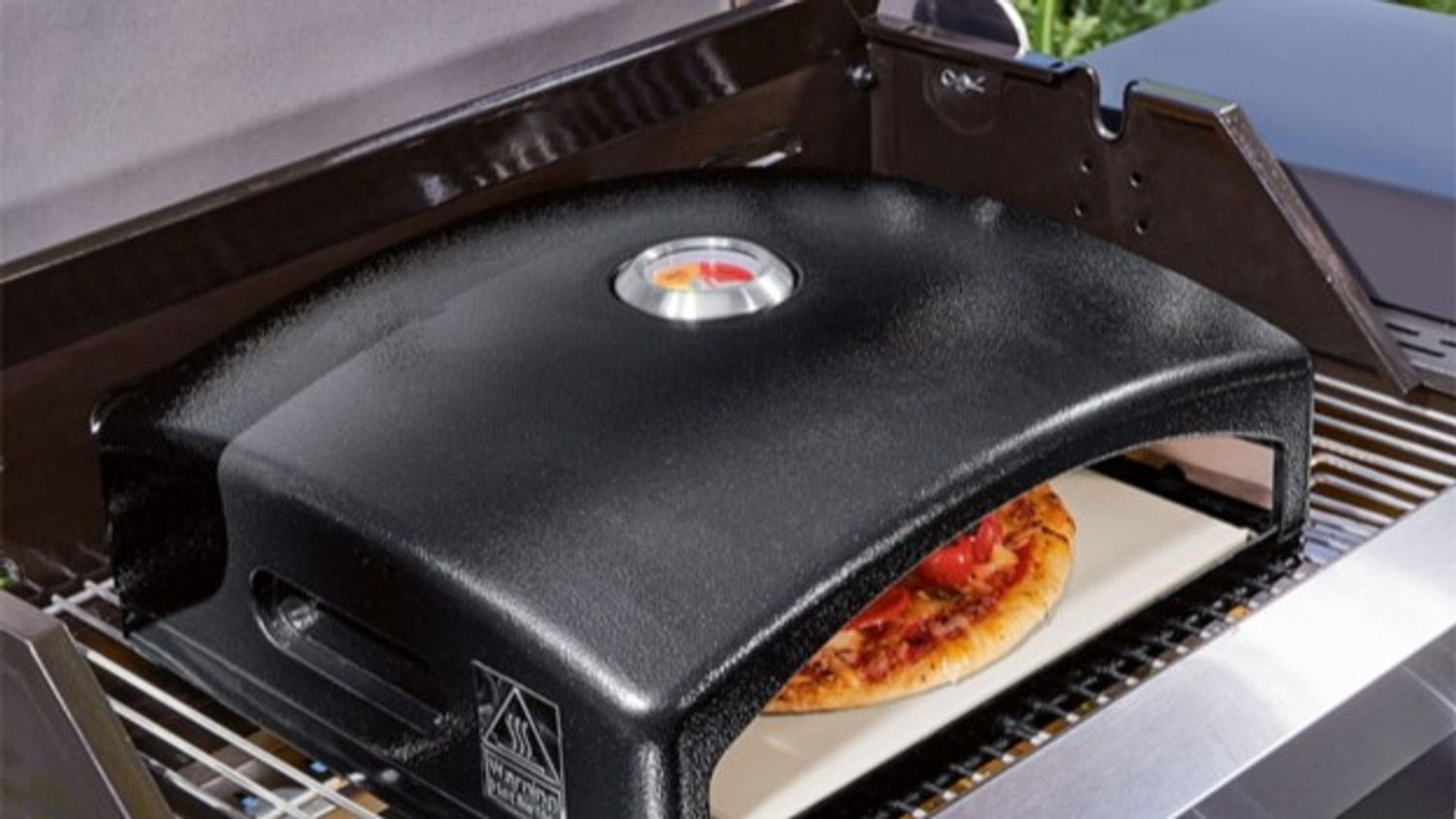 Lidl four à pizza barbecue
