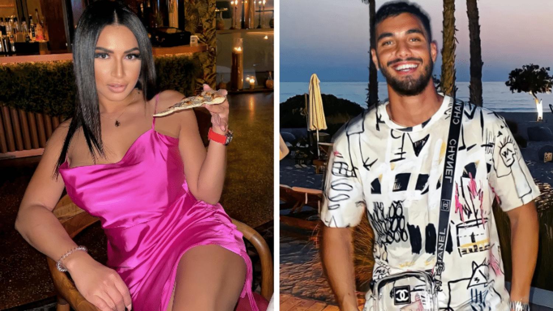 Lila Taleb en couple avec Ahmed (ex mari de Sarah Fraisou) ? Elle réagit à la rumeur