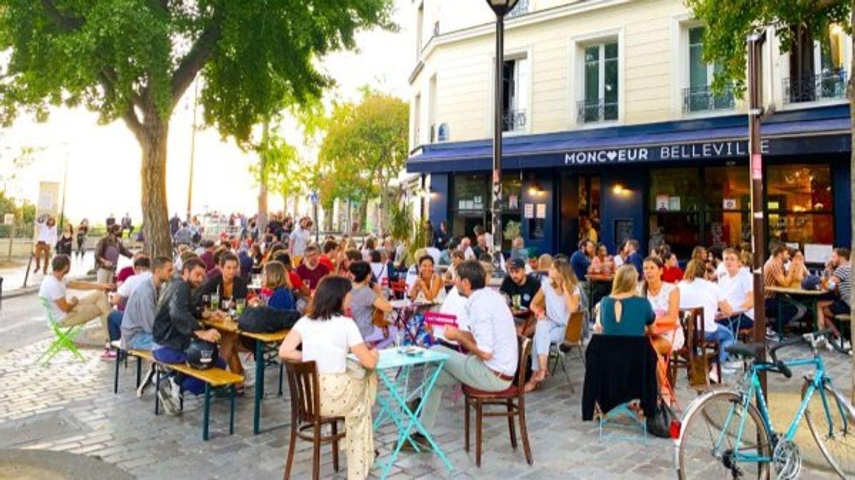 terasse restaurant paris