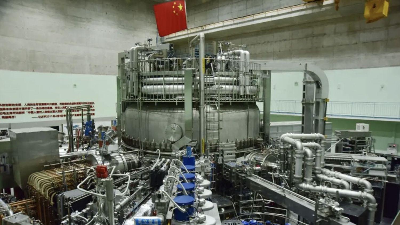 Le « soleil artificiel » chinois atteint les 120 millions de degrés pendant 101 secondes