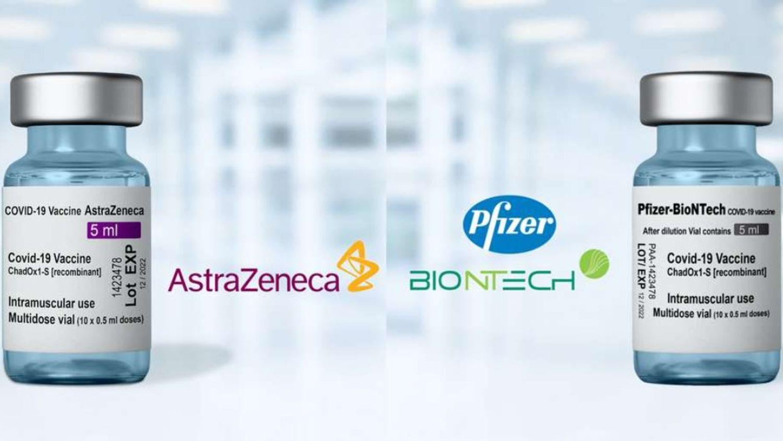 Vaccins AstraZeneca et Pfizer contre le variant Delta du COVID