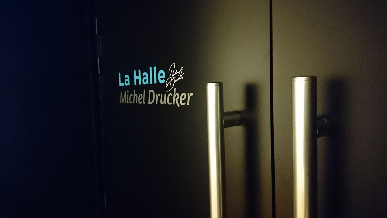 Halle Michel Drucker