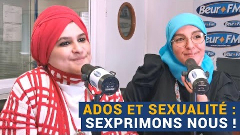 [AVS] Ados et sexualité : sexprimons nous ! - Nadia El Bouga et Karima Chahdi-Bahou
